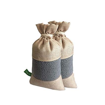 La absorción del olor de la bolsa de purificación de aire es ...