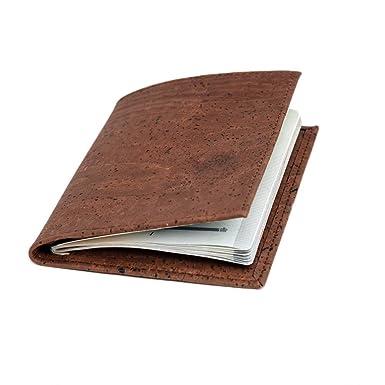 5592715aa7fe Amazon.com: Cork Passport Cover Vegan Gift: Clothing