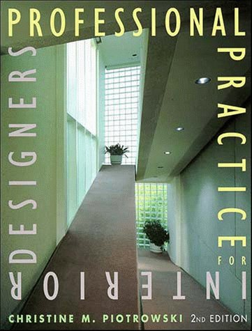 Professional Practice for Interior Designers, 2ndEdition
