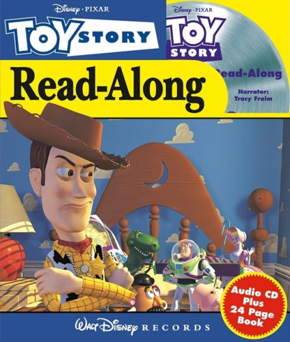 Disney's Toy Story Single: Read-Along (Disney Read-Along) by Brand: Toybox Innovations