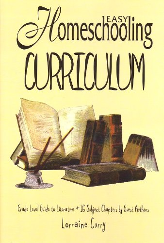 Amazon.com: Easy Homeschooling Curriculum eBook: Lorraine Curry ...