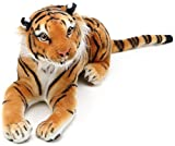 Arrow the Tiger | 20 Inch Stuffed Animal Plush | By Tiger Tale Toys