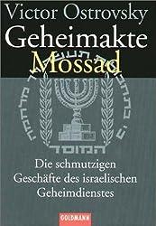 Geheimakte Mossad.