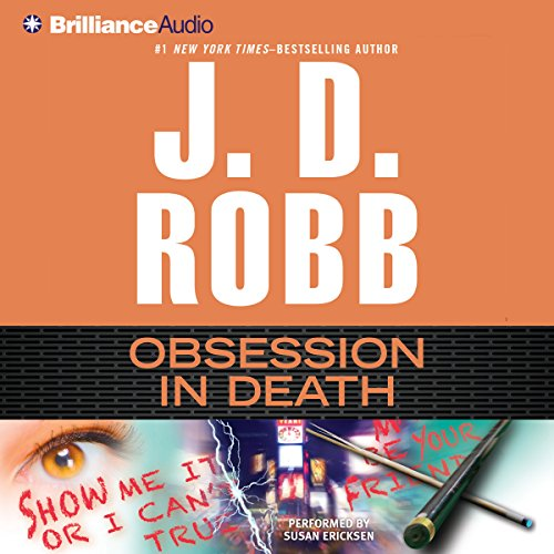 Obsession in Death: In Death, Book 40 by Brilliance Audio