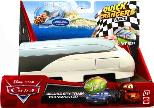 quick changers cars 2 - 3