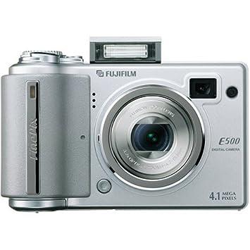 Amazon.com: Fujifilm FinePix E500 4 MP cámara digital con ...
