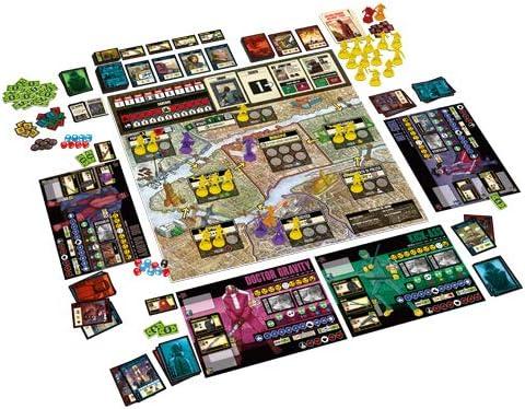 Asmodee- Kick-Ass, juego de mesa, color 8745 , color/modelo surtido: Amazon.es: Juguetes y juegos