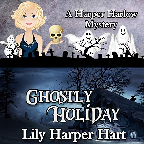 Pdf Mystery Ghostly Holiday: A Harper Harlow Mystery, Book 11