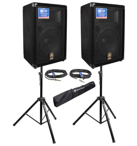 800 Watt Professional Premium Pa (Package: (2) Peavey PR 12 12
