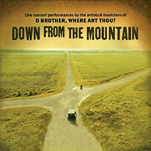 Down From The Mountain Live