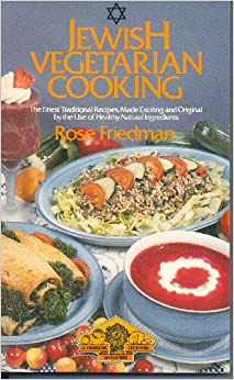 Jewish Vegetarian Cooking (A Thorsons wholefood cookbook)