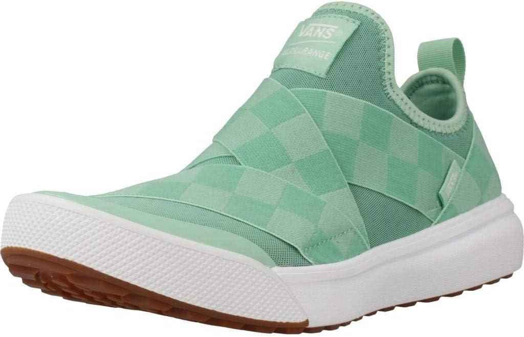 Vans Mega Check Ultrarange Gore Sneakers Damen Grün