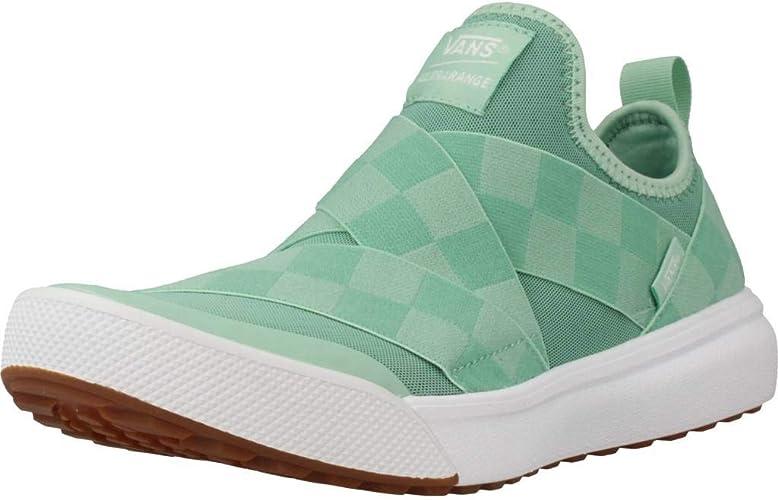 Vans MEGA CHECK ULTRARANGE GORE Shoe 2019 neptune green
