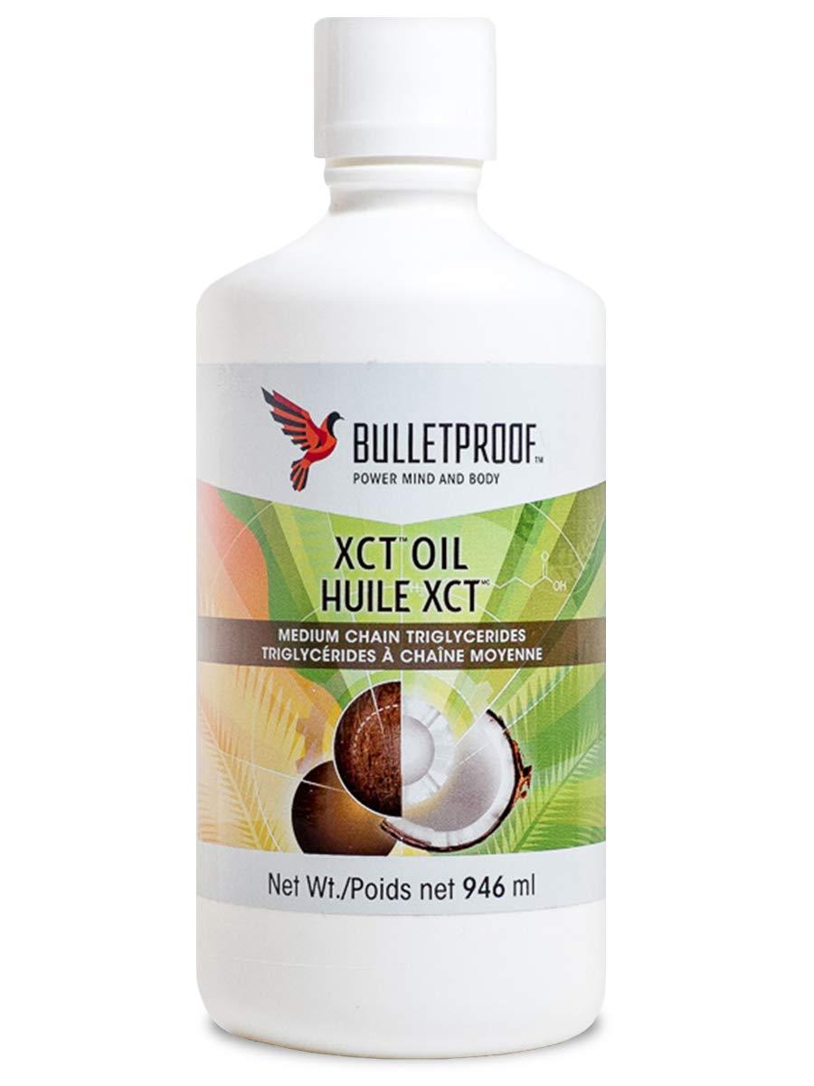 BULLETPROOF XCT Oil, 946 ML