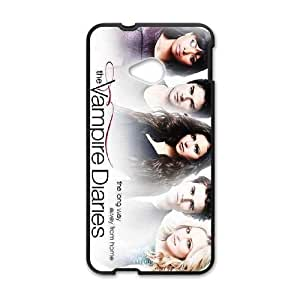 HTC One M7 Phone Case for The Vampire Diaries pattern design GQTVD724667
