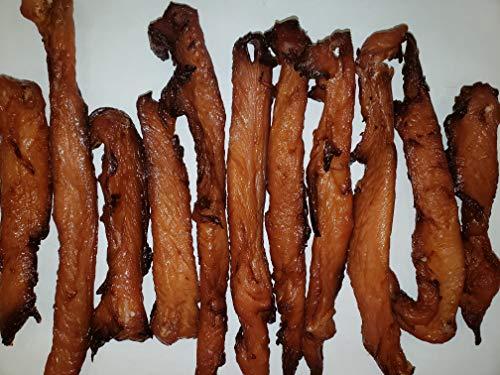 Honey Ham Turkey Jerky by Dublin Jerky   Turkey Meat, But Tastes Like Ham - 16 Ounce)