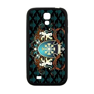 Grid Badge Hot Seller High Quality Case Cove For Samsung Galaxy S4