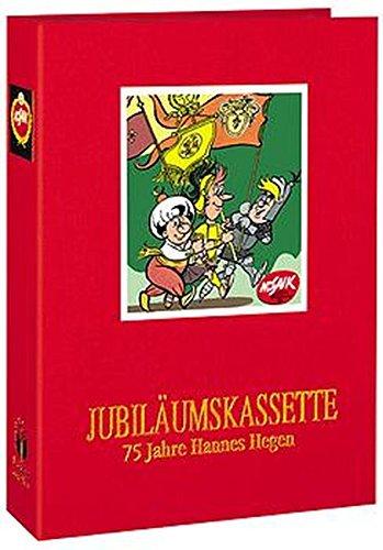 Reprintmappe des Mosaik / Jubiläumskassette II - 75 Jahre Hannes Hegen: Heft 13-24 und Hegen-Sonderheft: Dresden im Mittelalter