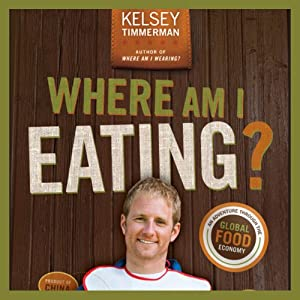 Where Am I Eating? Audiobook