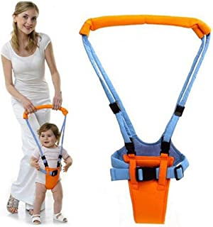 Juzie Adjustable Baby Walking Assistant Toddler Walking Harness, Pulling and Lifting Dual Use Breathable Walking Learning Helper for 7-24 Months Baby