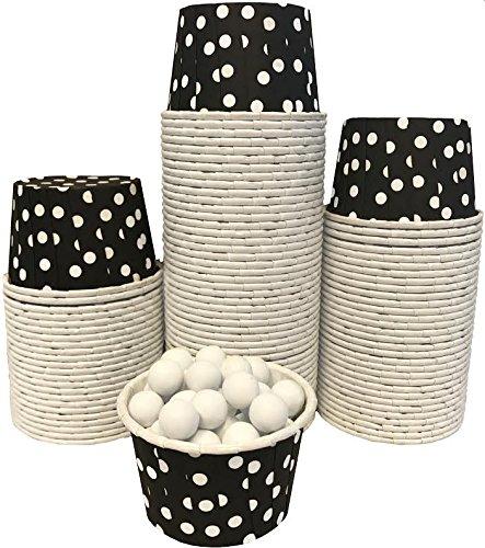 mini baking cups dots - 2