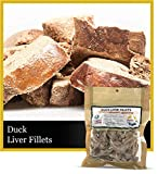 Fresh Is Best Freeze Dried Raw Duck Liver, Dog