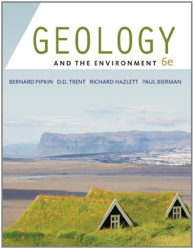 Geology+The Environment