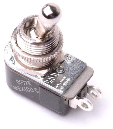 Carling Switch Toggle 2 Position, On-Off SPST