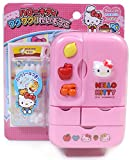 Hello Kitty Refrigerator with Various Foods (Japan Import)
