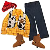 Woody Disney Toy Story 3 Small S (5 / 6) Cowboy Costume for Boys