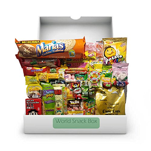 Buy world best snacks