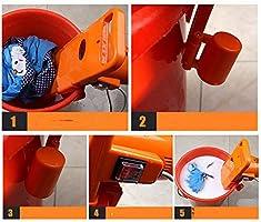 SUNA washing machine Lavadora Perezosa, Portátil Pequeña Lavadora ...
