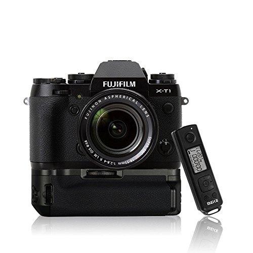 8 opinioni per Meike MK-XT1 Pro 2.4g Wireless Remote Control Battery Grip for Fujifilm XT1