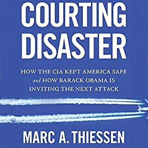 Courting Disaster Audiobook