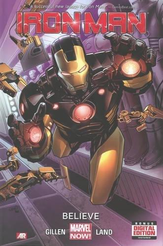iron man comic 1 - 9