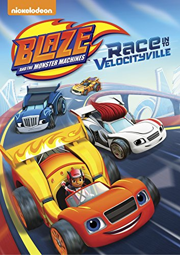 Blaze And The Monster Machines: Race Into Velocityville]()