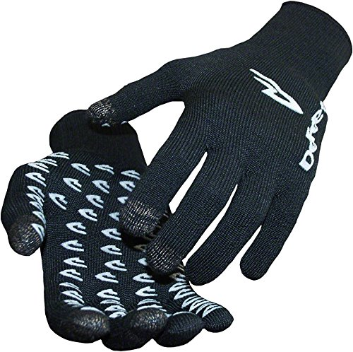 DEFEET E Touch Dura Gloves, Black, Small