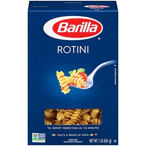 Barilla Pasta Simply Healthy and Delicious (Rotini 1.0 LB) by Barilla (Image #5)