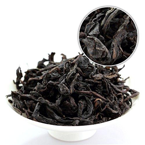 GOARTEA 500g (17.6 Oz) Organic Wuyi Da Hong Pao Dahongpao Big Red Robe Chinese Oolong Rock Tea
