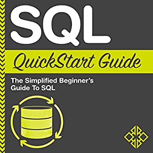 SQL QuickStart Guide Audiobook