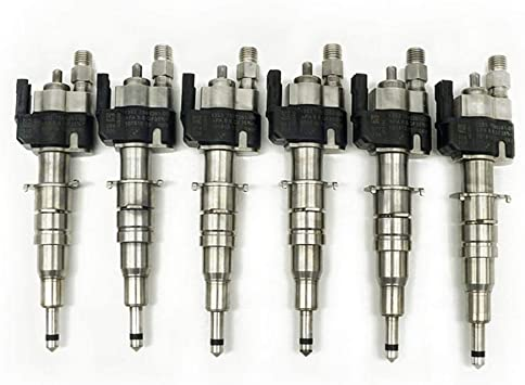 Fuel Injector Replacement for B-MW N54 N63 135 335 535 550 750 X5 X6 13537585261-09 13537585261