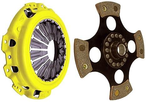 Ley mb7-xtr4 XT plato de presión con carrera rígido 4-pad Disco de embrague: Amazon.es: Coche y moto