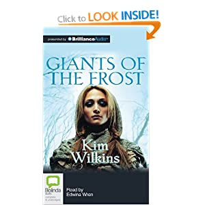 Giants of the Frost (MP3) Kim Wilkins