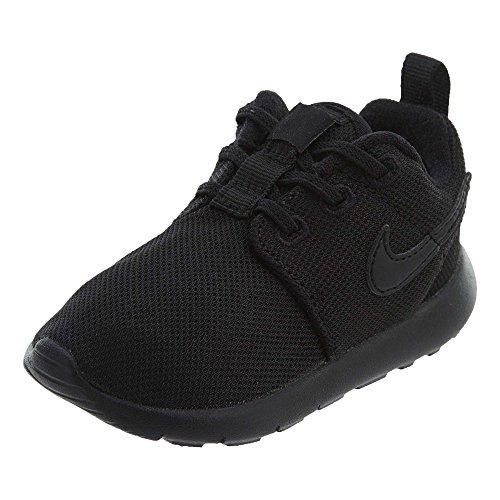 Nike 749430-031 : Roshe One (TDV) Sneaker Black (10 M US Toddler)