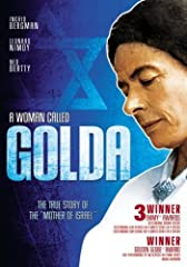 Golda Meir is portrayed as a young woman, as Israeli prime minister and meeting Anwar Sadat.As one legend playing another, Ingrid Bergman gives a shattering portrayal of Golda Meir, the first female prime minister of Israel. In fact, the film...