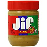 Jif Creamy Peanut Butter, 12 Ounce (Pack of 12)
