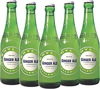 product image for Boylan Ginger Ale, 12 Ounce (12 Glass Bottles)