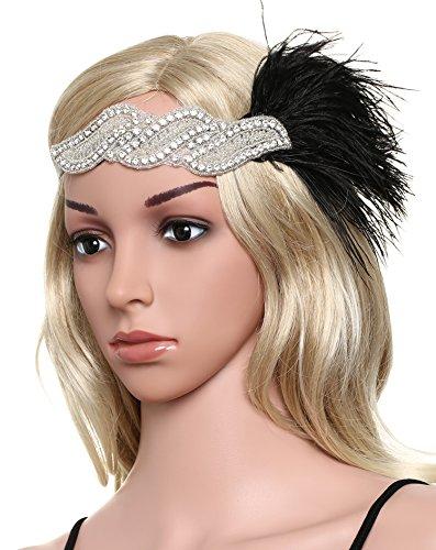 Babey (Black Tiara With Stones)