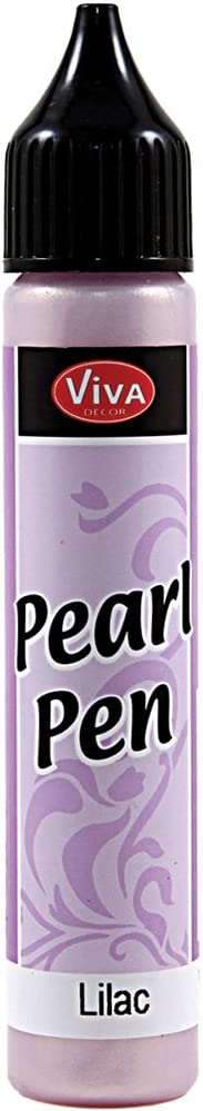Viva Decor 25ml Pearl Pen, Lilac