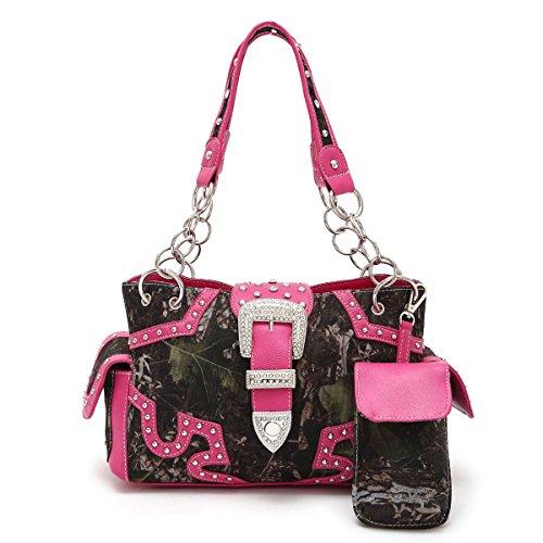 best-hot-pink-trim-camo-camouflage-purse-concealed-carry-handbag-vegan-leather-unique-trendy-last-mi
